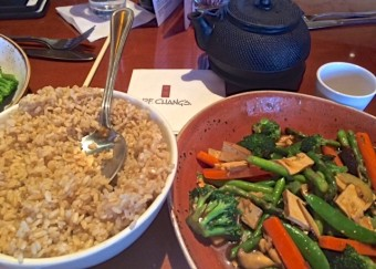 p f chang s vegan options chickpea and bean