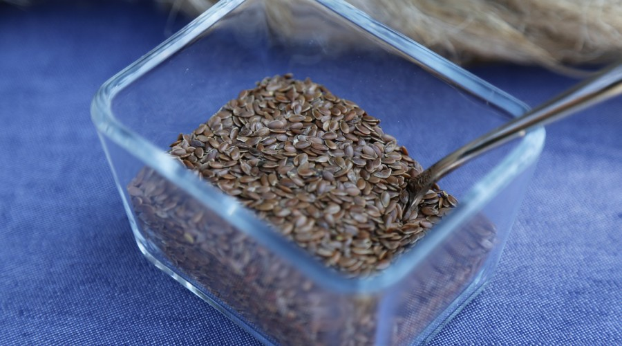 Flax Egg Directions