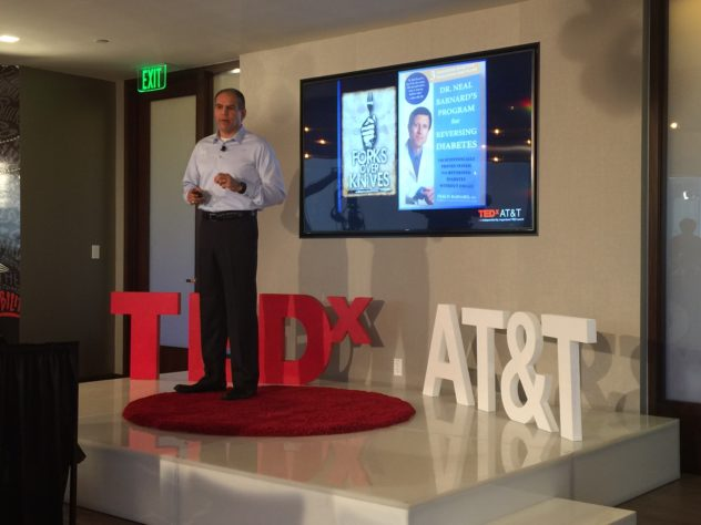 Marc's Tedx AT&T Talk