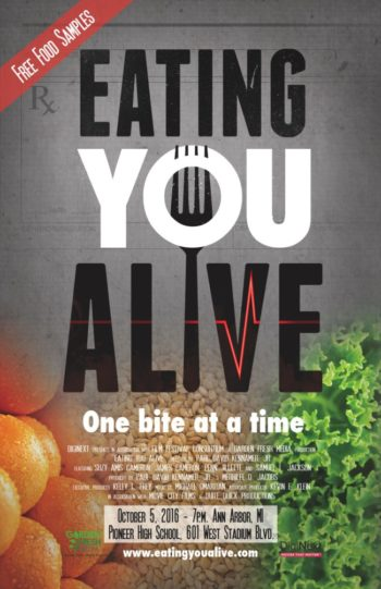 Eating You Alive Premiere–Ann Arbor